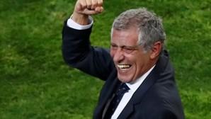 Fernando Santos nomeado para melhor treinador do mundo