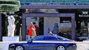 Berardo circula num Jaguar XJ de 100 mil euros