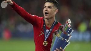 Cristiano Ronaldo é o segundo desportista mais bem pago do mundo
