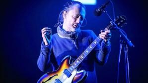Radiohead divulgam gravações roubadas
