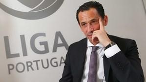 Presidente da Liga de futebol quer que próximo campeonato comece com adeptos nas bancadas