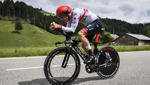 Rui Costa começa Volta à Suíça em 54.º lugar