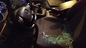 Militares da GNR atacados a tiro a caminho de operação Stop em Coimbra