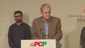 PCP é o partido mais rico em Portugal. PS e CDS em falência técnica