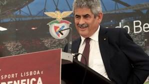 Lista VIP de Luís Filipe Vieira com 35 políticos