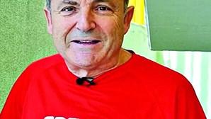 Ciclista português faz 2400 quilómetros pela esclerose múltipla