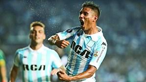 Zaracho suscita interesse ao FC Porto