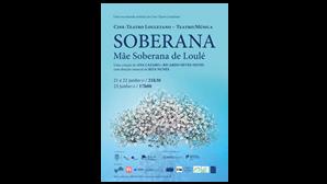 Soberana - Mãe Soberana de Loulé, uma criação de Ana Lázaro e Ricardo Neves-Neves