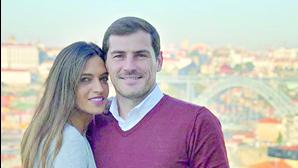 """Iker Casillas sobre luta de mulher contra o cancro: """"Não estive com a Sara tanto quanto devia"""""""