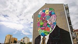 A arte como forma de homenagem às figuras populares