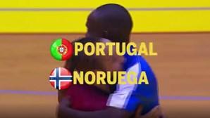 Portugal defronta a seleção da Noruega em futsal. Acompanhe em direto e exclusivo na CMTV