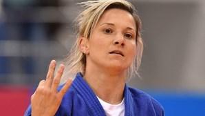"""Telma Monteiro sobre conquista nos Jogos Europeus: """" As pessoas veem bronze, mas eu vejo ouro"""""""