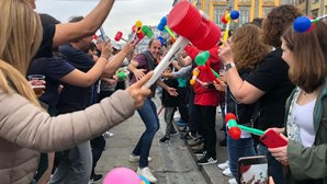 Agentes da PSP de Braga e Porto esperam há um ano pagamento por gratificados no São João