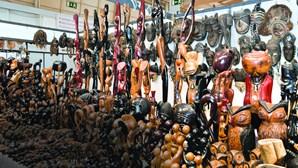 Feira expõe artesanato de todo o Mundo em Lisboa