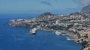 Autoridades procuram jovem de 24 anos que caiu ao mar na Madeira
