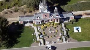 Rancho Neverland de Michael Jackson à venda 10 anos após a sua morte