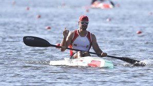 Fernando Pimenta conquista medalha de bronze no Mundial