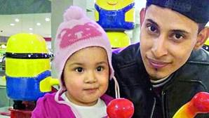 Pai e filha morrem afogados a caminho dos EUA