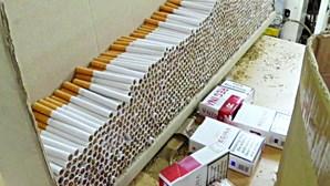 Preventiva para três detidos em operação de combate à produção ilegal de tabaco em Loulé
