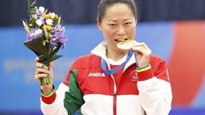 Fu Yu conquista medalha de ouro nos Jogos Europeus em Minsk