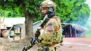 Comandos regressam à base após missão das Nações Unidasna República Centro-Africana