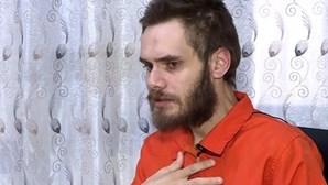 Jihadista português detido na Síria quer voltar à Europa com a mulher e os filhos