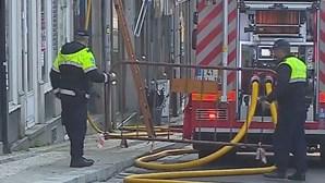 Dono de imóvel entre detidos por incendiar prédio que fez um morto no centro do Porto