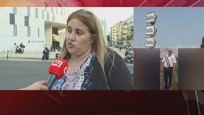 """Filha de homem desaparecido em Azeitão: """"Só vislumbramos as hipóteses de acidente ou crime"""""""