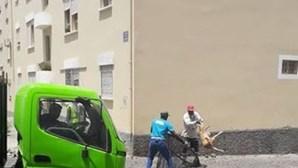 Mais de 100 pessoas manifestam-se contra eletrocussão de cães em Cabo Verde