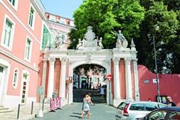 Hospital de São José, em Lisboa