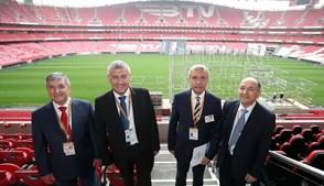 Estádio da Luz já se prepara para receber Congresso de Testemunhas de Jeová