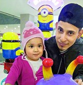 Óscar Ramírez e Valeria morreram afogados a tentar entrar nos EUA