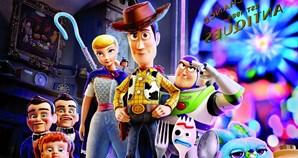'Toy Story 4' já pode ser visto nas salas de cinema portuguesas e está a ajudar a Disney a recuperar de alguns fracassos