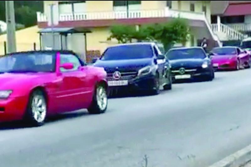 Resultado de imagem para Polícia Judiciária apreendeu veículos de alta cilindrada
