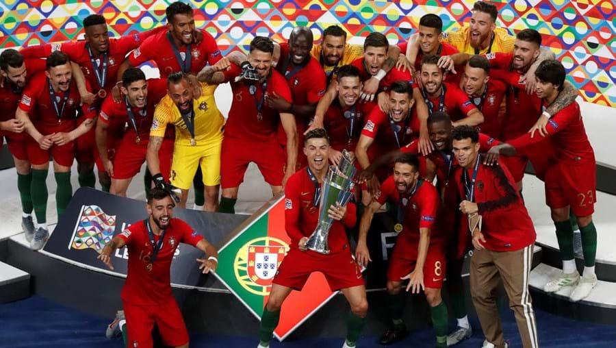 Campeões europeus voltam a fazer História. Portugal conquista primeira edição da Liga das Nações