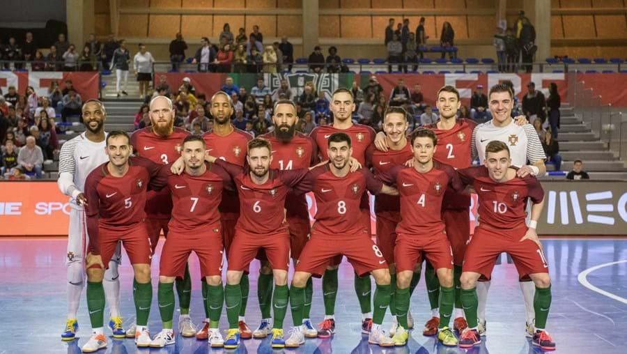 Seleção nacional de futsal