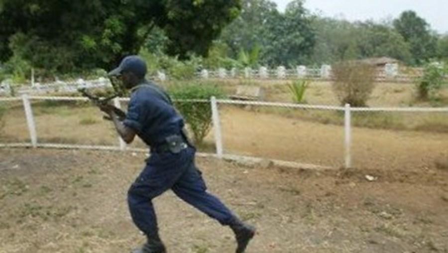 Polícia de São Tomé e Príncipe