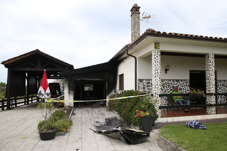 Quatro feridos em sopro de fogo em Santa Comba Dão