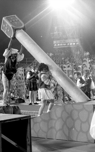 'Jogos sem fronteiras' vão voltar à televisão 20 anos depois