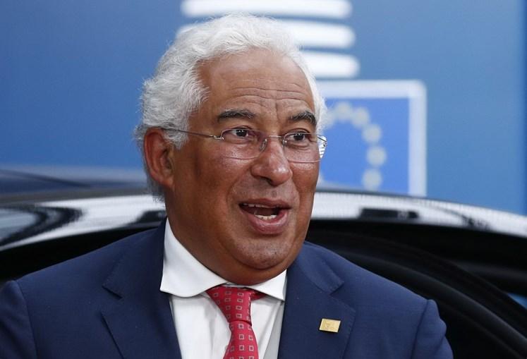 António Costa em Bruxelas