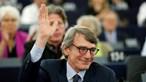 Socialista italiano David Sassoli eleito presidente do Parlamento Europeu