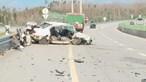 Mulher morre em colisão frontal no IP3 entre Coimbra e Viseu