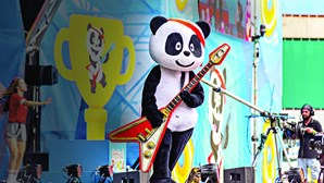Festival do Panda: a festa da criançada