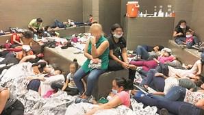"""Centros de detenção de migrantes são """"bomba-relógio"""""""