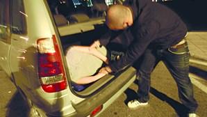 Rapto e tortura por três mil euros em Sintra