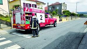 Homem resgatado de poço em Matosinhos