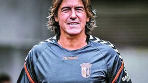 """Sá Pinto: """"Na nossa cabeça o resultado é 0-0"""""""