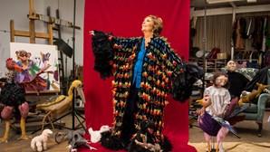 Pintora Paula Rego vai ser distinguida com a Medalha de Mérito Cultural