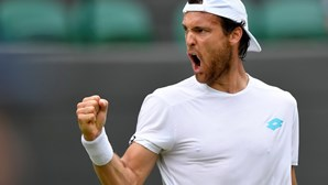 João Sousa derrotado na primeira ronda da US Open