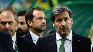 Bruno de Carvalho apontado como 'chefe' do esquema Cashball